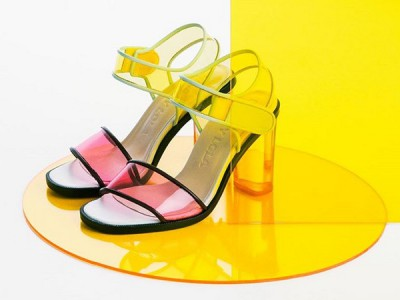 Las tendencias más llamativas en sandalias
