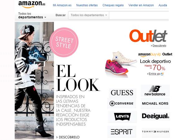 Outle Amazon