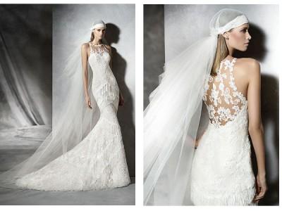 Vestidos de novia para triunfar