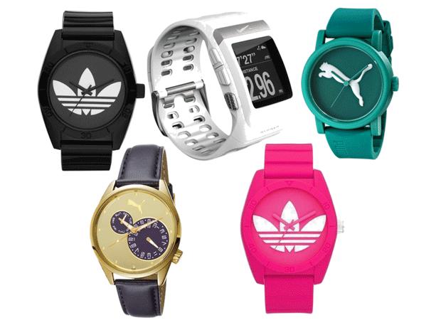 Reloj marcas deportivas