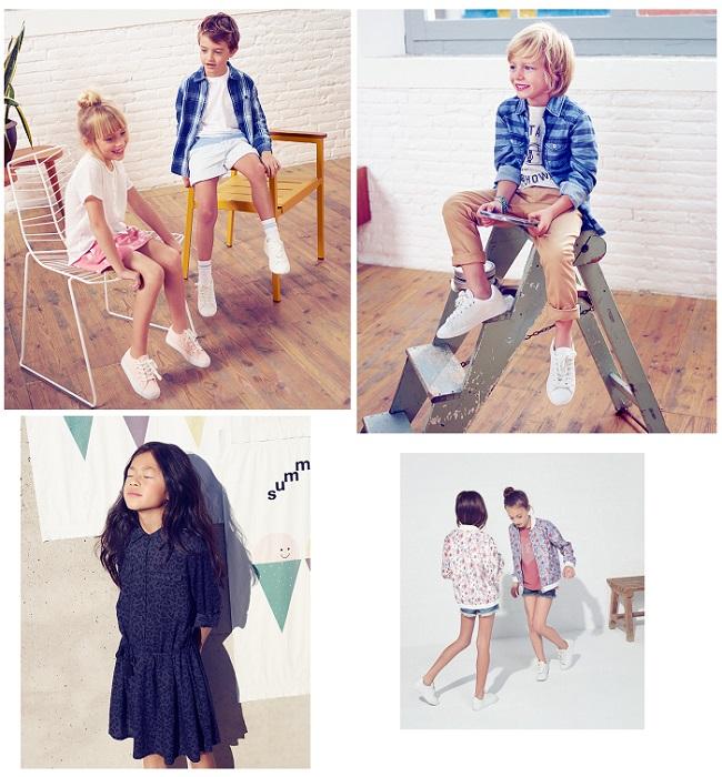 moda infantil primavera verano 2015