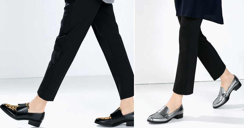 12a4084a1db Las tendencias en mocasines más punteras - Mucha más Moda