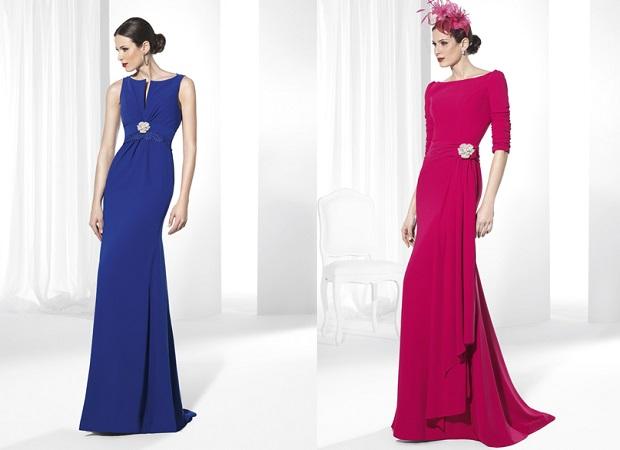 4906a272a Vestidos de madrina de boda franc sarabia – Vestidos de fiesta