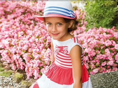 Los vestidos para niña que marcan tendencia