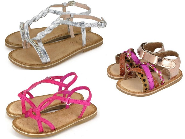 f07562cc4 Las mejores tendencias en zapatos de niña - Mucha más Moda