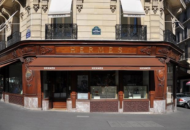 Hermès París