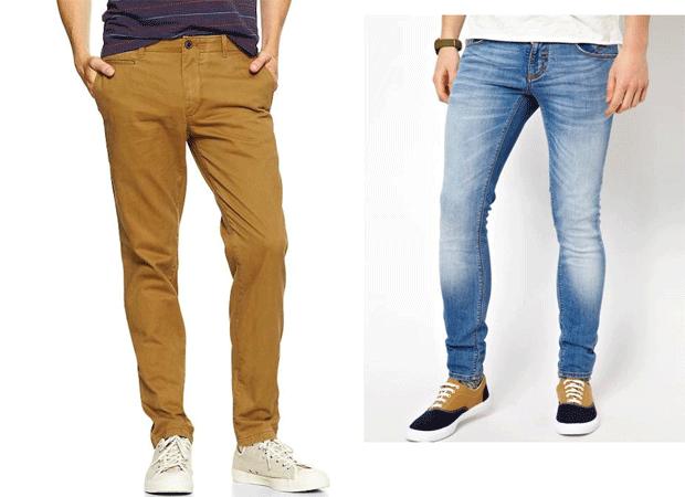 Pantalones de pitillo