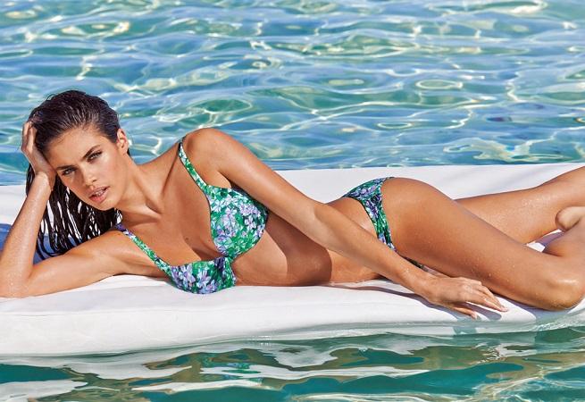 bikinis y bañadores calzedonia