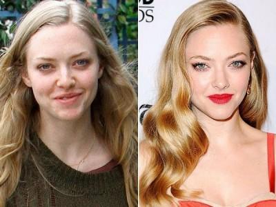 La realidad de las famosas sin maquillaje