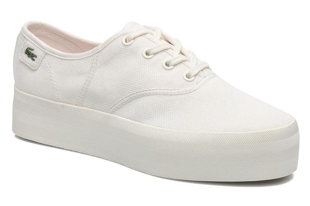 lacoste zapatillas blancas