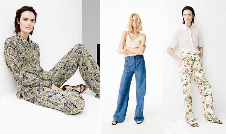 pantalones primavera zara