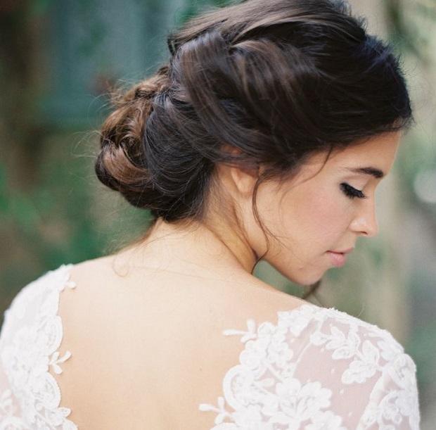 peinados de novia recogido (2)