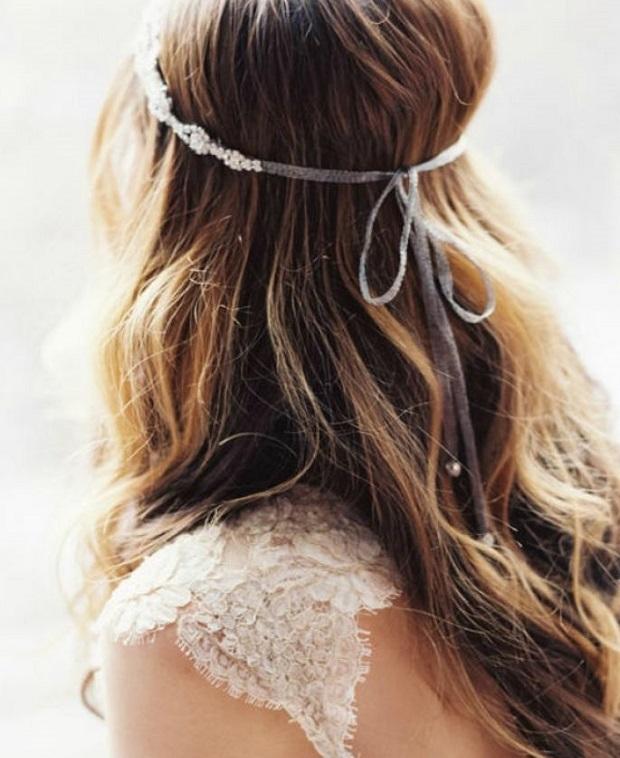 pelo suelto novias