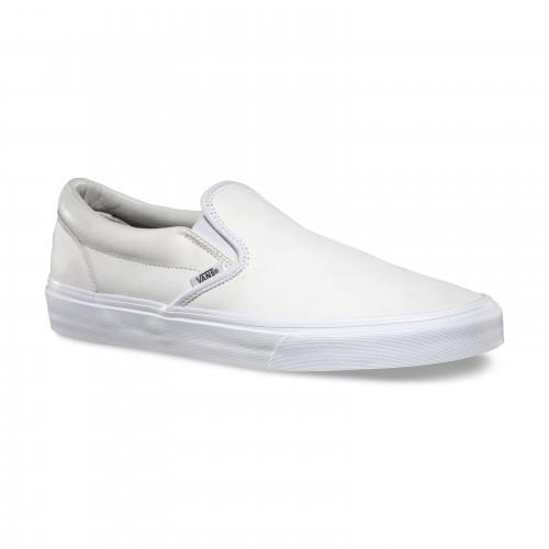 vans blancas lisas