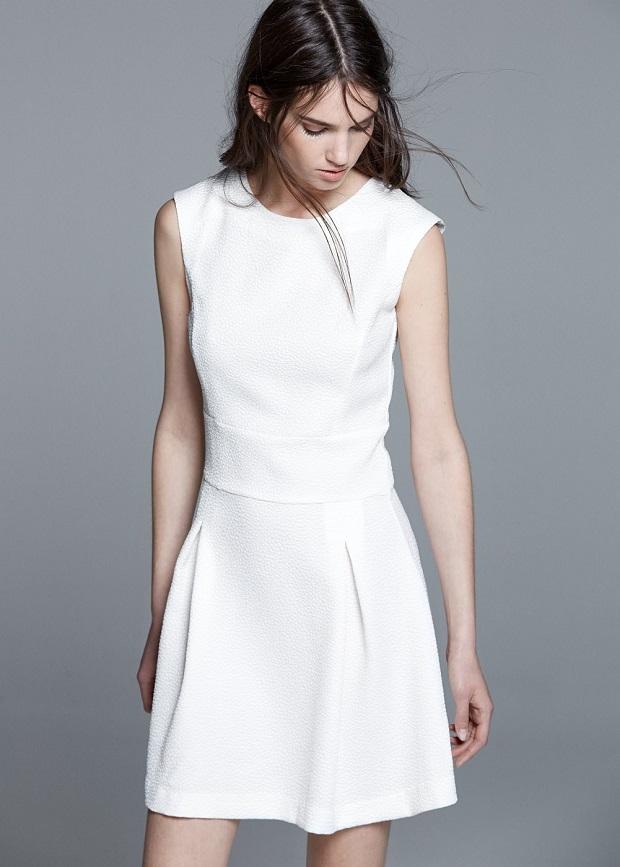 vestido blanco rebajas