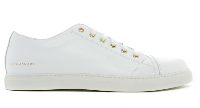 zapatillas blancas marc jacobs