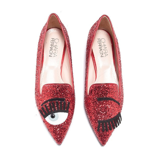 Chiara Ferragni Collection guiño rojo