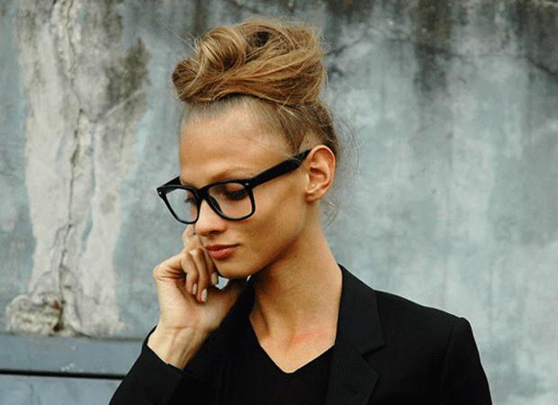 Gafas de pasta mujer