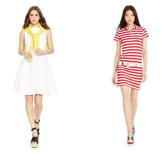 Polo Ralph Lauren vestidos verano