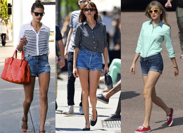 Shorts y camisa