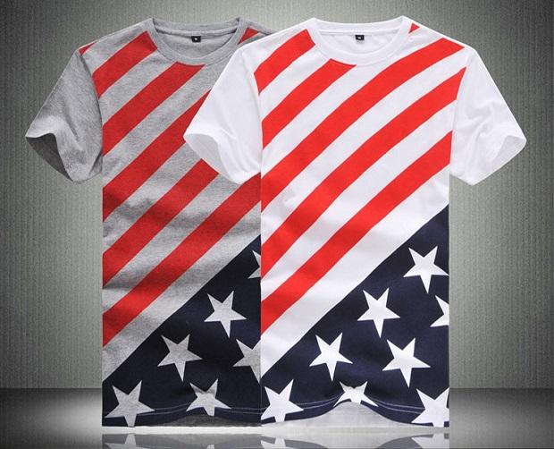 camiseta 4 de julio