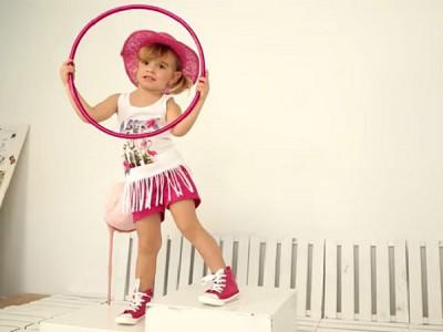 Las propuestas de Charanga en moda infantil para este verano
