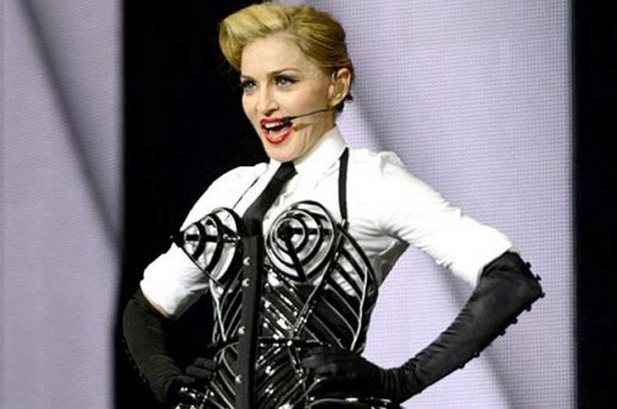 f53825353e La evolución del estilo según Madonna - Mucha más Moda | Mucha más Moda