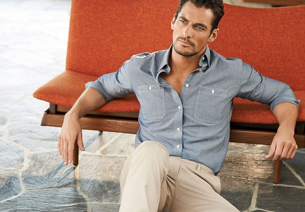 moda masculina camisa