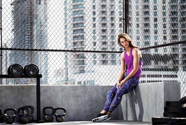 ropa deportiva de H&M