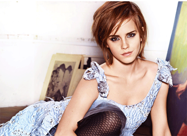 Emma Watson con pelo corto