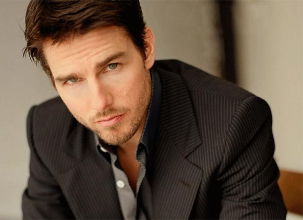 Tom Cruise con americana