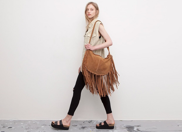 bolsos de moda flecos