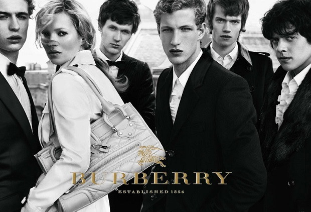 burberry kate moss
