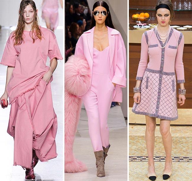 cashmere rose moda otoño color