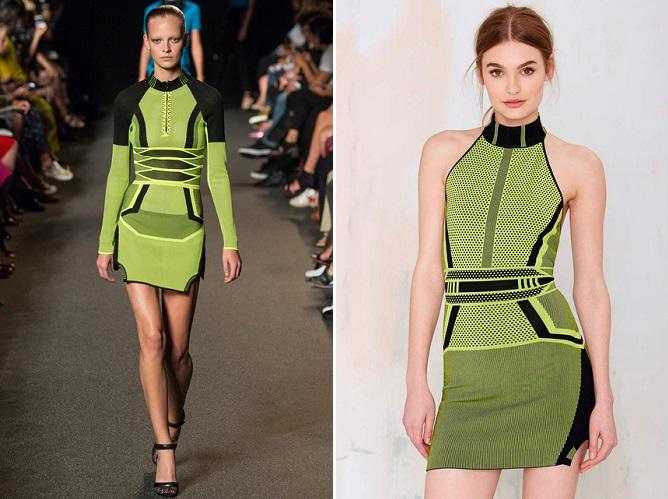 clones de moda Alexander Wang - Nasty Gal