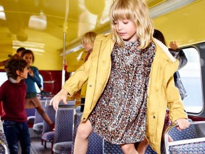 Los estampados de Zara Kids para este otoño 2015