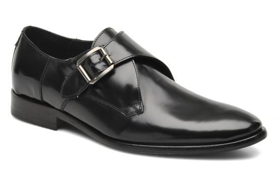 moda masculina zapatos hebillas