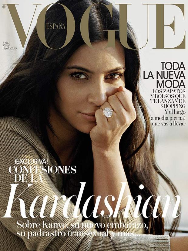 revistas de moda vogue
