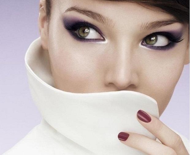 tendencias de maquillaje ojos marcados
