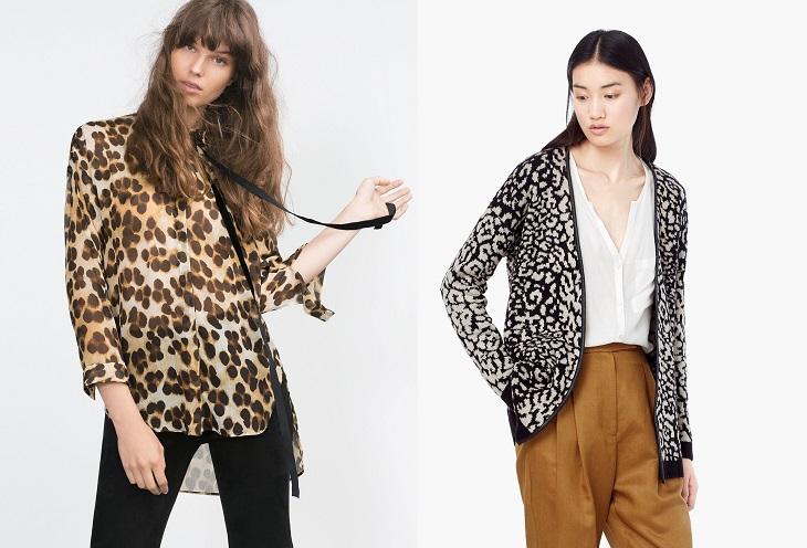 Animal print ropa