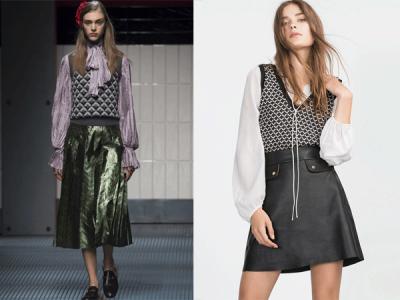 Las marcas de low cost que quieren imitar a Gucci