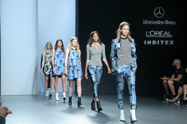 Mercedes Benz Fashion Week