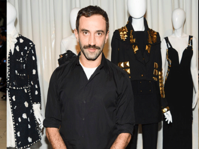 Riccardo Tisci, el triunfador de la New York Fashion Week