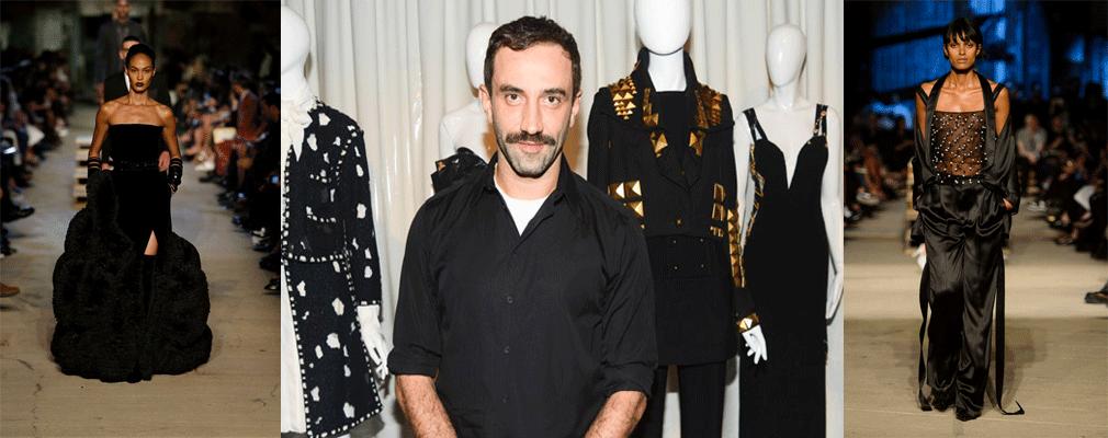 Riccardo Tisci Fashion Week NY