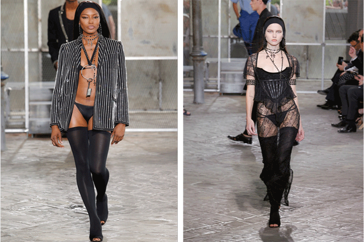 Givenchy Fashion Week NY