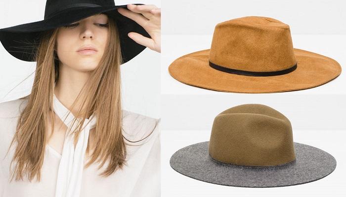 accesorios sombreros zara