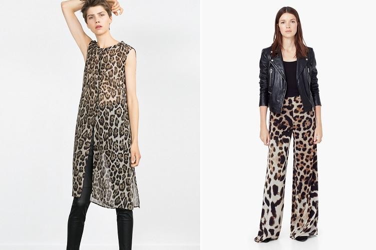 animal print moda otoño