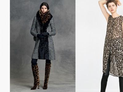 Leopard print. El estampado que causará furor esta temporada