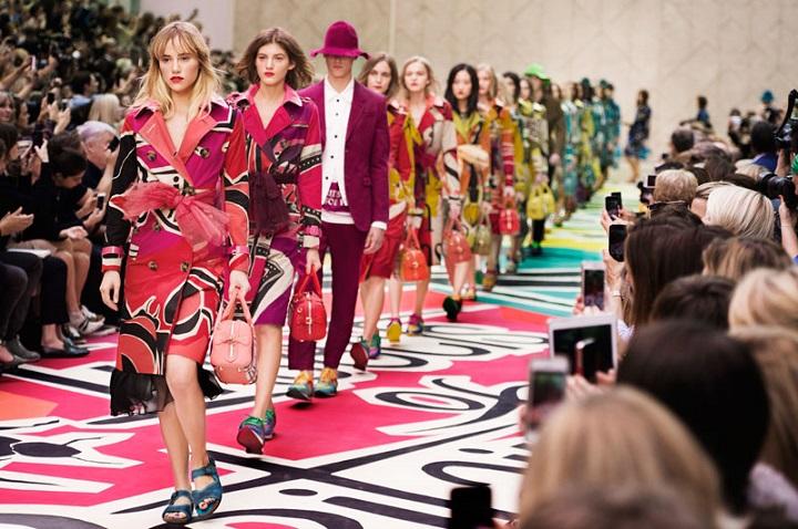london desfiles de moda