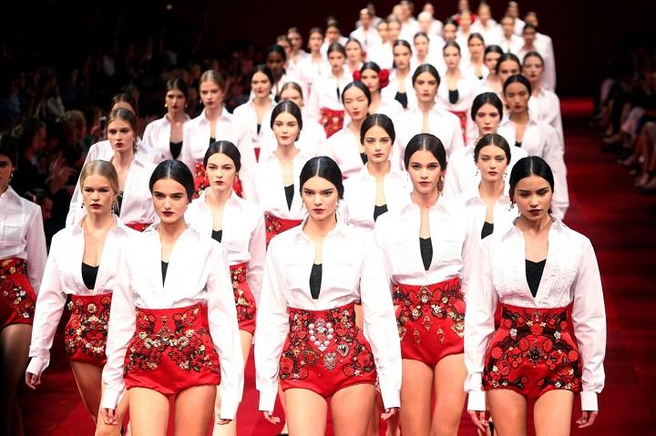 milán desfiles de moda